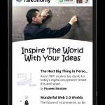 Talkonomy on Nexus 5