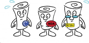 Patents Copyrights & NDAs
